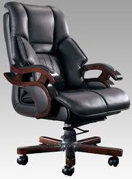 Office Desk Chairs Cool Desk Chairs Stylish Chair Black Leather Seat With