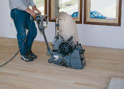 by floor sander maintenance for the big machine wood