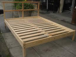 Bamboo Platform Bed Bed Ikea Full Bamboo Platform Frame Queen Kingikea Room And