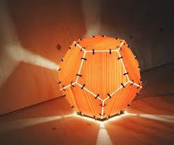 Laser Cut Lamp Shade Uk by Laser Cut Wood Veneer Lamp 14 Steps With Pictures