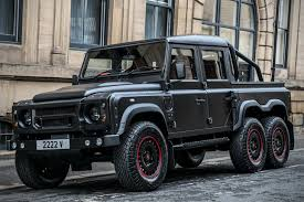 range rover defender pickup land rover defender flying huntsman 6x6 pickup hiconsumption