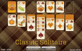 thanksgiving solitaire chrome web store