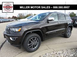 jeep grand cherokee limited 2017 jeep grand cherokee for sale lease burlington wi miller motor sales