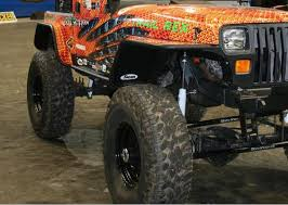 jeep wrangler unlimited flat fenders front fenders jeep wrangler yj 6 flare