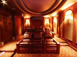 cool home theater rooms living room design for apartment awesome celebrity home theater