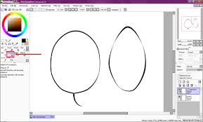 paint tool sai speech bubbles tutorial by draconianrain on deviantart