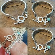 charms bracelet designs images Premier designs inner strength bracelet with keeping it personal jpg