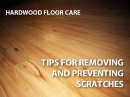 tips for removing scratches from hardwood floors denver co