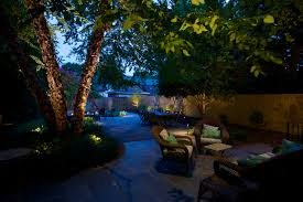Backyard Patio Lighting Ideas by Portfolio Of Outdoor Lighting In Richmond Va Inaray Design Group