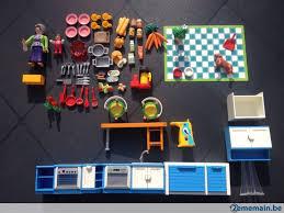 cuisine playmobil 5329 cuisine playmobil 5329 a vendre à bruxelles ixelles 2ememain be