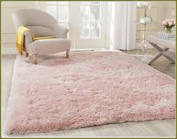 Hairy Rugs Fluffy Pink Rug Roselawnlutheran