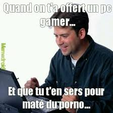 Pc Gamer Meme - je veux un pc gamer meme by usakikiwi memedroid