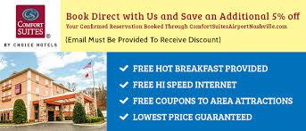Comfort Suites Breakfast Hours Hotel In Nashville Tn Nashville Tn Hotels