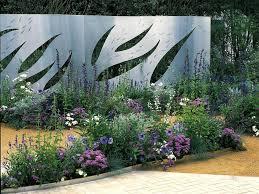 adding a wall or screen to your garden design hgtv