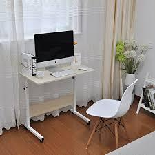 Adjustable Computer Stand For Desk Adjustable Lap Table Portable Laptop Computer Stand Desk Cart