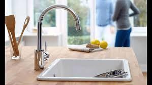 grohe minta kitchen faucet kitchen stunning grohe minta kitchen faucet sleek and angular in