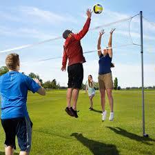 lifetime 3 sport set volleyball badminton and pickleball bj u0027s