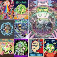 free black light posters black light posters rick and morty bierwerx com