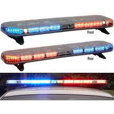 Led Light Bar 50 by Whelen Justice 50