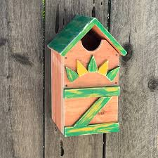 screech owl house owl u0027s nest box handmade wooden birdhouse for