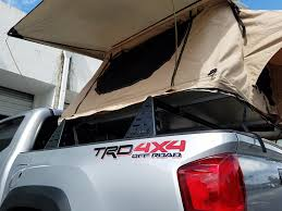 Truck Bed Bars 2005 Tacoma 2nd Gen Mid Height Bed Rack C4 Fabrication