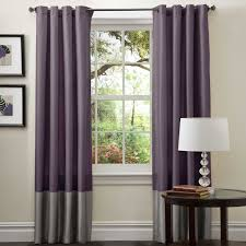 Steel Grey Curtains Enchanting Purple And White Bedroom Curtains Also Collection Ideas