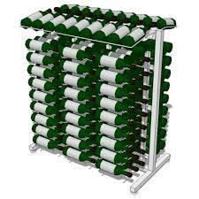 wine rack island 3d model formfonts 3d models u0026 textures