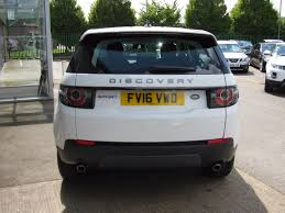 white land rover discovery used fuji white land rover discovery sport for sale lincolnshire
