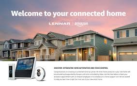 new smart home products amazon com lennar homeowners welcome to your smart home home