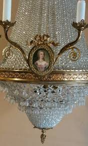French Chandelier Antique Antique French Chandelier