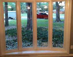 replacement windows doors and siding bow windows are similar to a bay window but are more rounded in appearance because the 3 4 or 5 lite windows are mulled at 10 degree angles