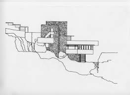 Kentuck Knob Floor Plan 77 Best Frank Lloyd Wright Fallingwater Images On Pinterest