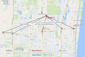 Map Of Delray Beach Florida by 4530 S Barwick Ranch Circle Delray Beach Fl We Support Friends