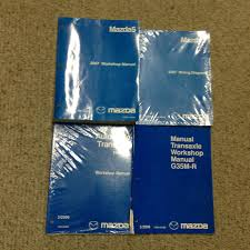 2007 mazda 5 mazda5 service repair shop workshop manual set w