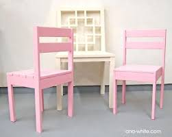 Woodworking Plans For Child S Table And Chairs by 42 Best Child U0027s Chair Plans Images On Pinterest Child Chair