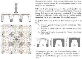 vespaio ghiaia vespaio aerato in plastica riciclata per fondazione ventilata