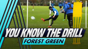 Forest Green by Passing And Finishing You Know The Drill Forest Green Rovers