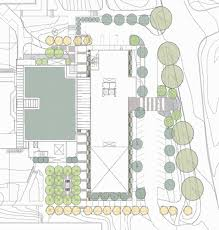 construction site plan warnock engineering building g brown design