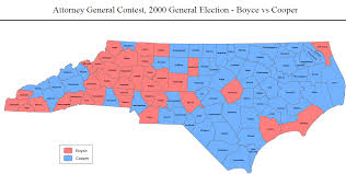 2000 Election Map August 2017 Session House Update U2013 Michele Presnell For N C House