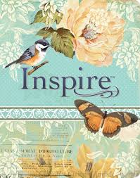 Inspire by Inspire Bible Nlt The Bible For Creative Journaling Inspire