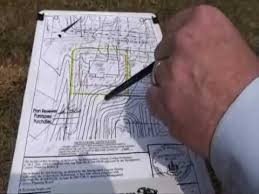 read the plan how to read a site plan youtube