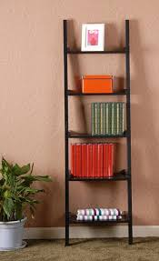 Altra Ladder Bookcase by Haotian Modern Ladder Bookcase Made Of Wood Book Shelf Stand