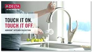 touch free kitchen faucets free kitchen faucet for delta free bathroom faucets sink