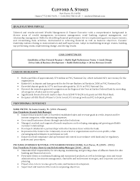 Bank Manager Resume Samples by Wealth Management Intern Resume 17 Resume Keywords For Customer