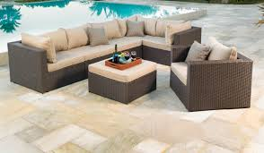 Patio Interlocking Pavers by Hampton Bay Patio Furniture With Comfortable Lounge Chairs And