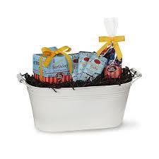 birthday gift baskets happy birthday chocolate truffle gift basket