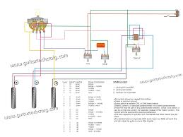 Rotary Coil Wiring Diagram Craig U0027s Giutar Tech Resource Wiring Diagrams