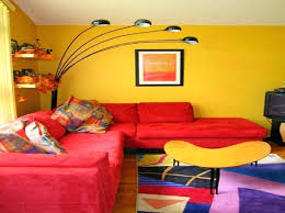 yellow living room red and yellow living room custom sofa red living room design ideas