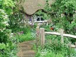 Rustic Garden Decor Ideas Cottage Garden Decor U2013 Home Design And Decorating