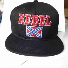 American Flag Snapback Hat 2018 Wholesale 3d Embroidered Rebel Flags Snapback Hats High